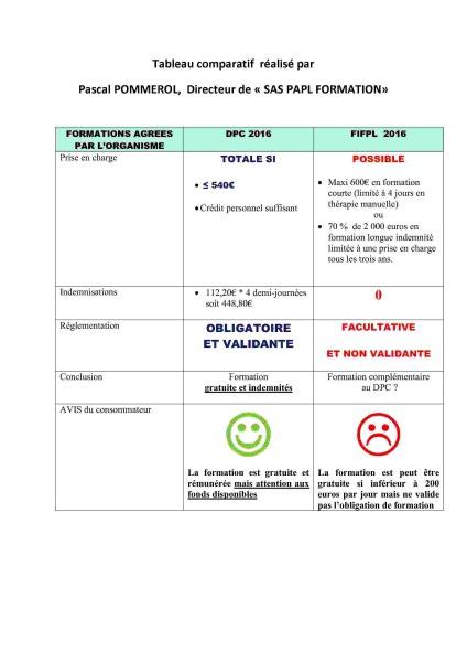 comparatif DPC FIFpl fev16